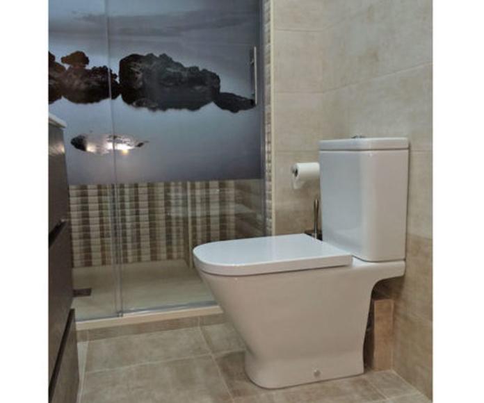 Baños: Productos y servicios de Reformas Rigar Redecor
