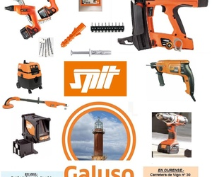 Todos los productos y servicios de Materiales de construcción:  Galuso