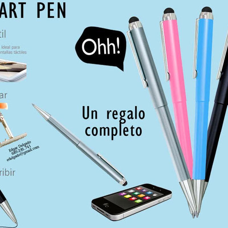 BOLIGRAFO  HERI  Stamp&Smart Pen: Catálogo de Sellos Espadis