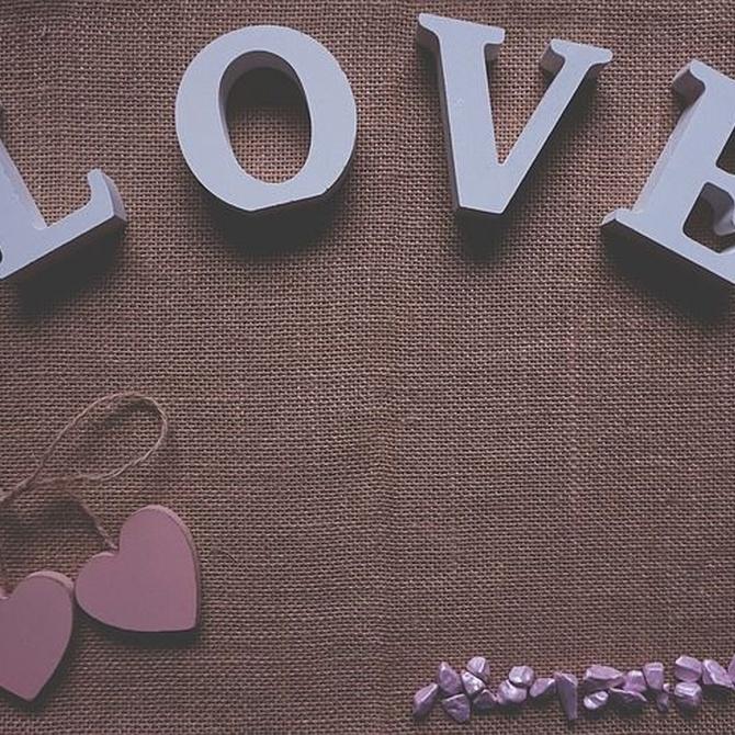 Letras para marcar estilo en tu boda