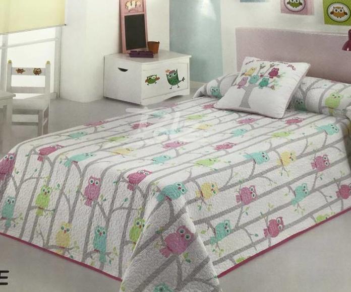 Ropa de cama : Productos  de Triana Tejidos y Decoración