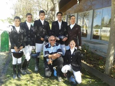 Primeros puestos para Las Nieves en el CDT Race el día 18 de marzo del 2017.