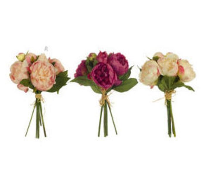 Bouquet Peonia X9 Jardín
