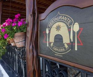Restaurantes para comer en Capileira