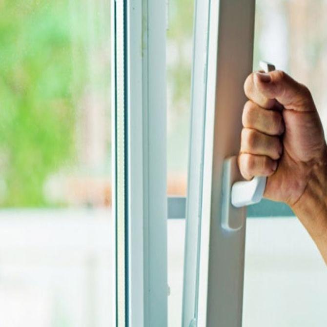 Motivos para instalar ventanas oscilobatientes