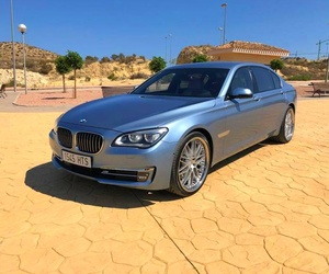 BMW 750LI IVA DEDUCIBLE