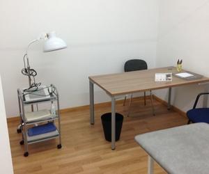 Fisioterapia con punción seca en Mollet del Vallès