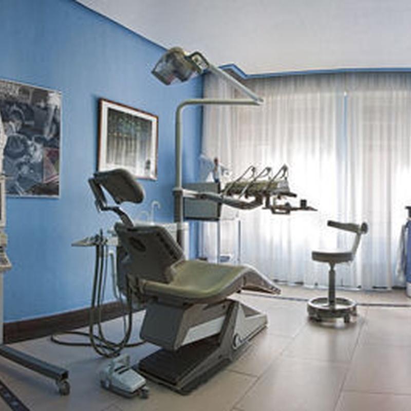 CLINICAS DENTALES: Clínica dental de Centro Dental Implantológico Dr. Fanjul