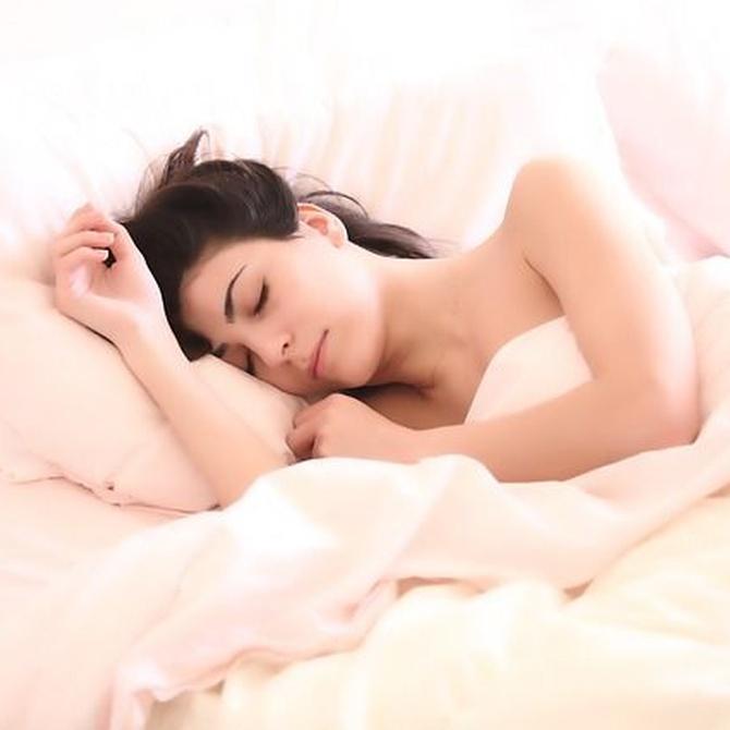Dormir bien y descansar mejor