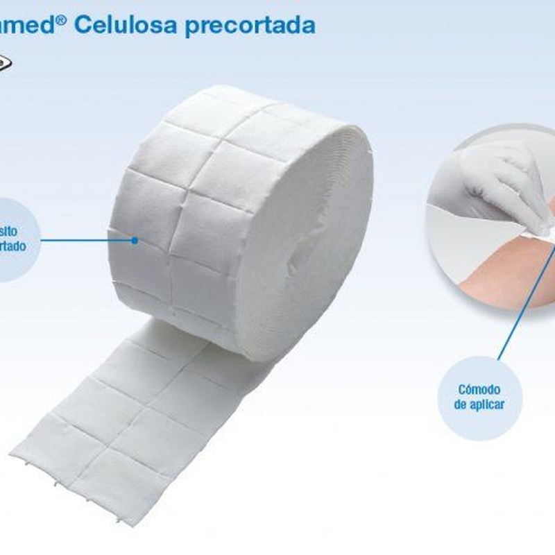 Celulosa Precortada Novamed: Productos de PLUS CLINIC