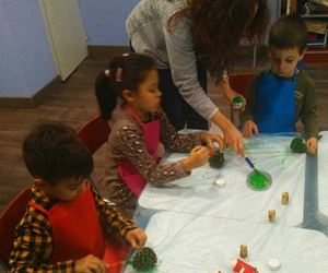 Craft workshop - Preparing for Xmas