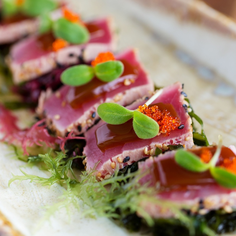 Tataki: Carta de Mr. Sushi