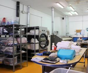 Lavanderías industriales en Ciudad Universitaria, Madrid | Azulvalle