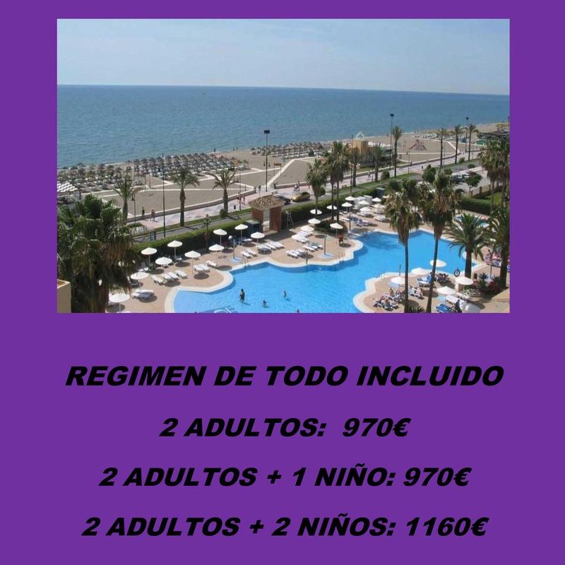 Hotel SMY Costa del Sol: Ofertas de Viajes Global Sur