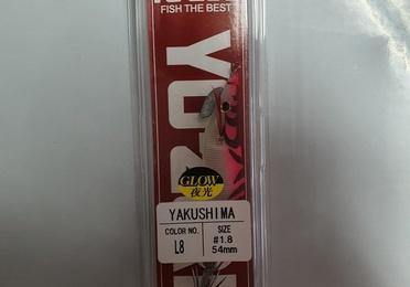 Potera Yo-Zuri Yakushima