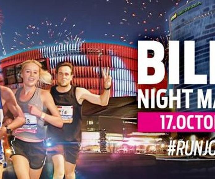 BILBAO NIGHT MARATHON 2015; Abre su plazo de inscripción.