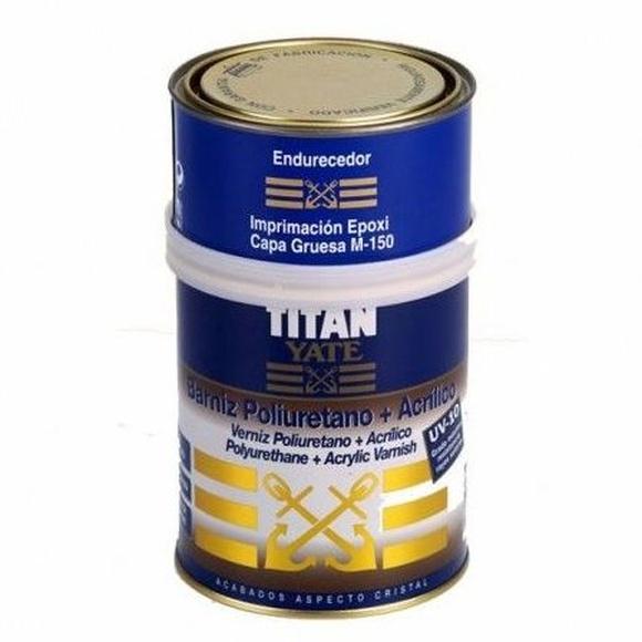 Barniz poliuretano + acrílico (brillante): Productos de Hiper Pinturas Moratalaz