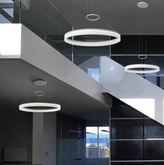 LAMPARAS CIRCULARES LED