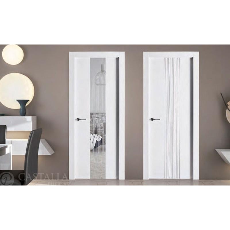 Puertas lacadas: Servicios de Puertas Ascao