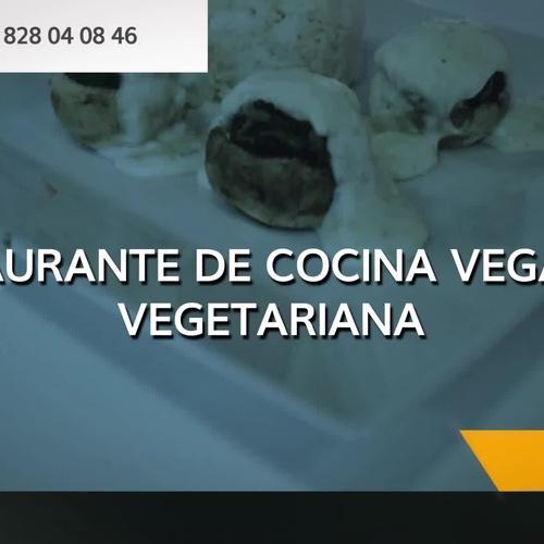 Restaurante vegano en Las Palmas de Gran Canaria: Racimo 16