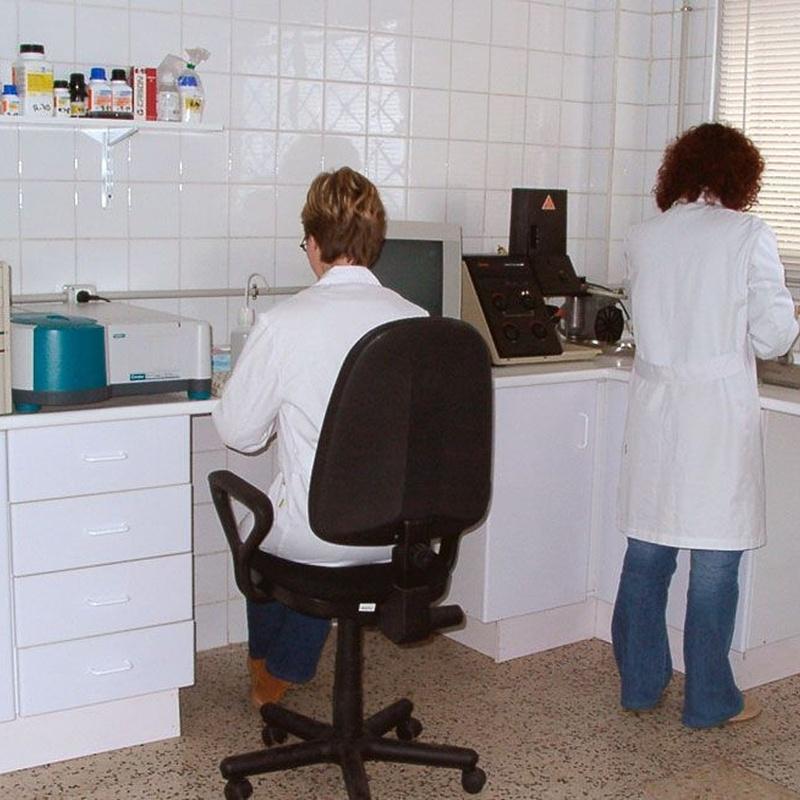 LABORATORIO - AGUAS - LEGIONELLA: Servicios de AGENER CANARIAS