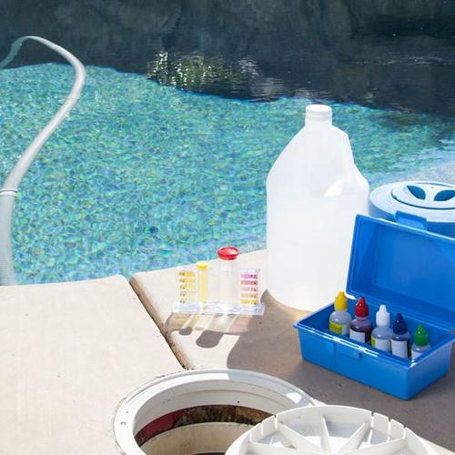 Empresa de limpieza y mantenimiento de piscinas
