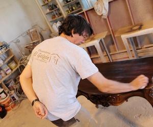 Carpintería de madera en Pedrezuela