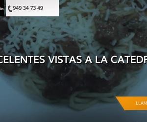 Menú del día en Sigüenza | Mesón Los Soportales