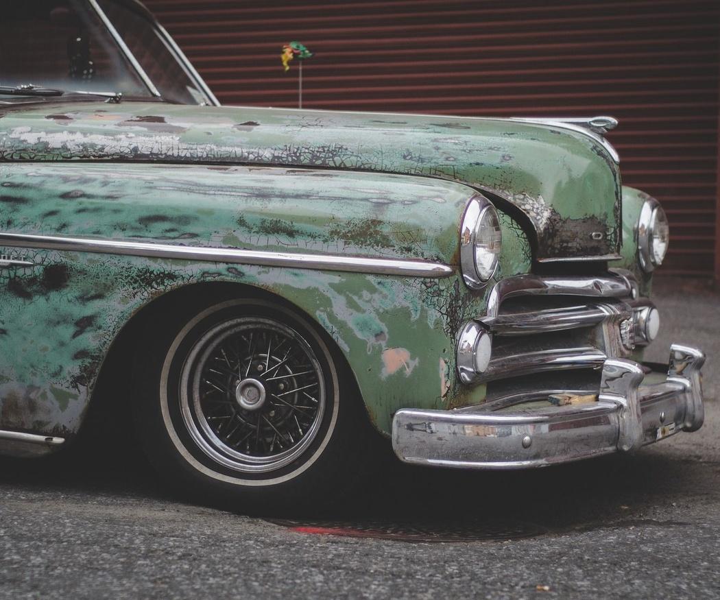 La restauración de coches antiguos
