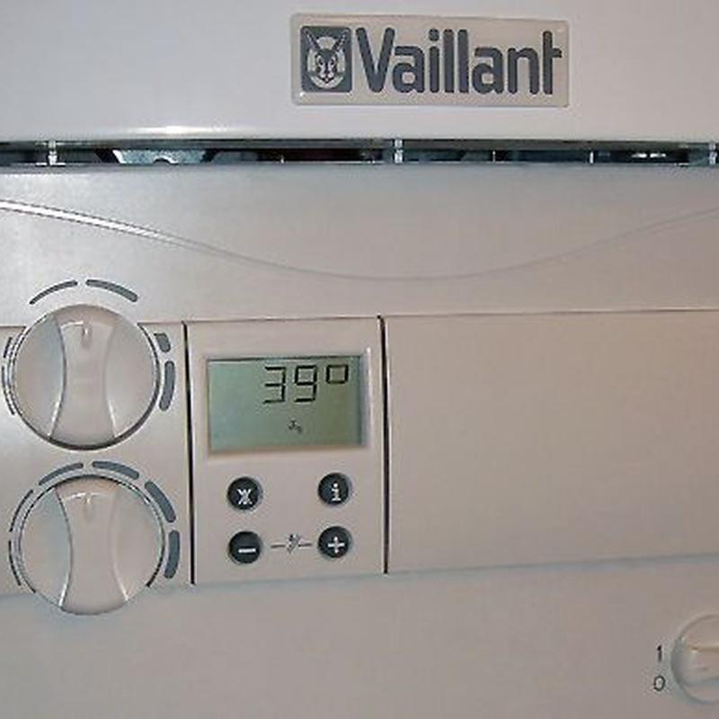 Precios calderas con instalación básica IVA y certificado incluidos: Servicios de I.R.B.
