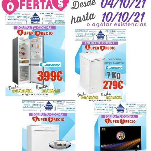 Outlet de electrodomésticos en Pueblo Nuevo   House Factory Madrid Outlet de Electrodomésticos Pueblo Nuevo