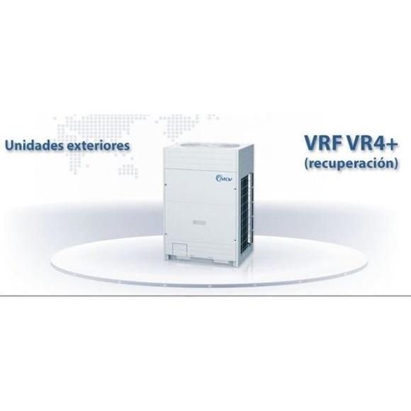 Unidades exteriores VRF 3 tubos VR4+ (Recuperación): Aire Acondicionado y Estufas de Clima Confort Castilla