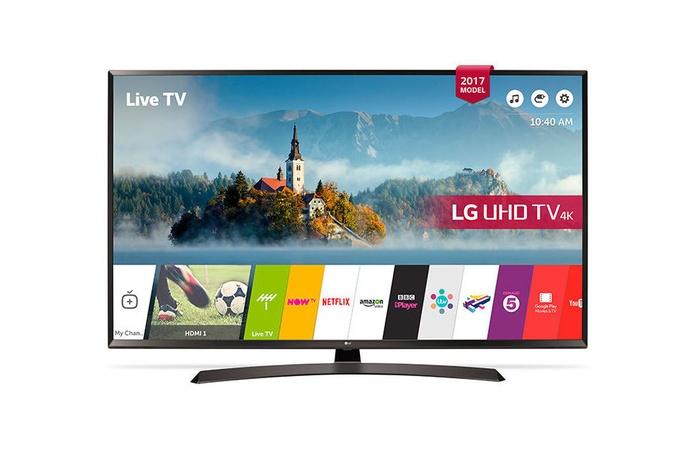 TV LED 124,46 cm (49'') LG 49UJ634V UHD 4K, HDR, Smart TV Wi-Fi ---599€: Productos y Ofertas de Don Electrodomésticos Tienda online