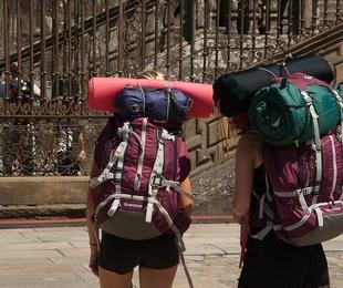 Transporte de mochilas Camino de Santiago