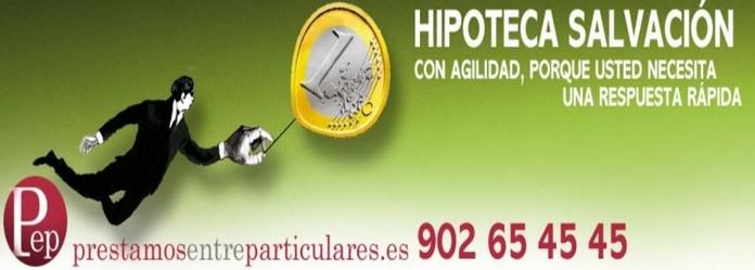 Hipotecas entre particulares