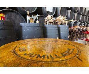 Venta de artículos de decoración relacionados con el vino