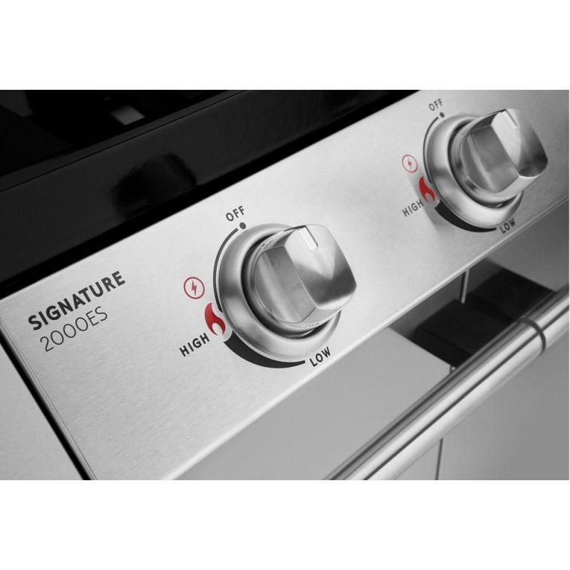 Barbacoa gas encastrable Signature 2000ES 4B: Productos y servicios de Mk Toldos