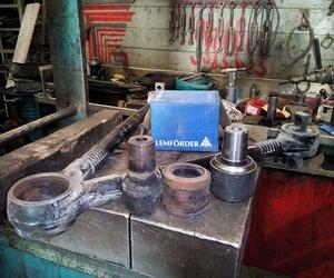 Reparaciones de cílindros de volquetes en Castellón