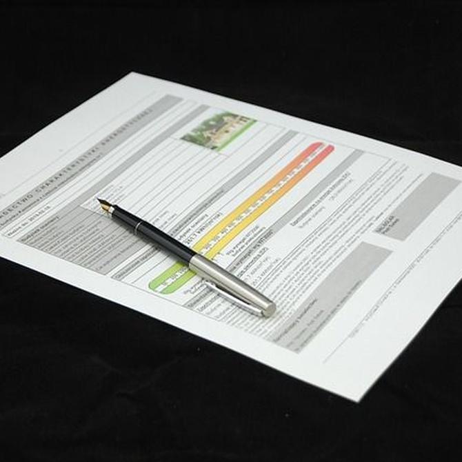 El certificado energético, obligatorio para efectuar un contrato de compraventa o alquiler