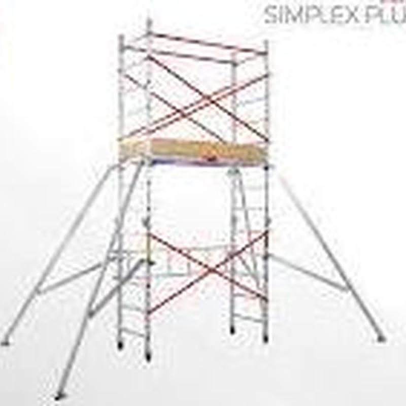 Simplex Plus de PERSUM en tienda de pinturas em ciudad lineal.