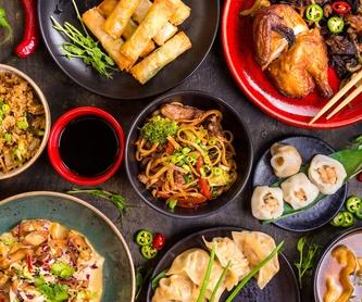 Nuestra carta digital: La carta de Restaurante China I