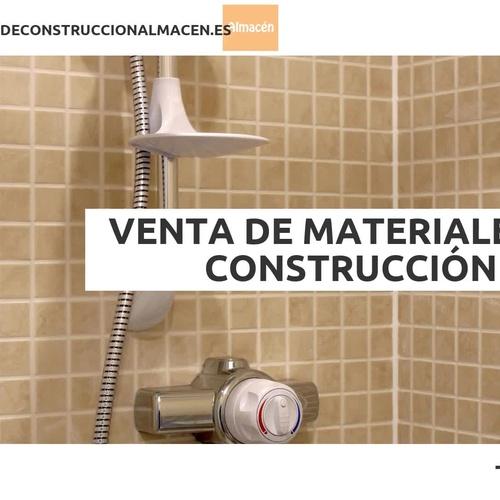 Almacén de materiales de construcción en Ciudad Real: Almacén