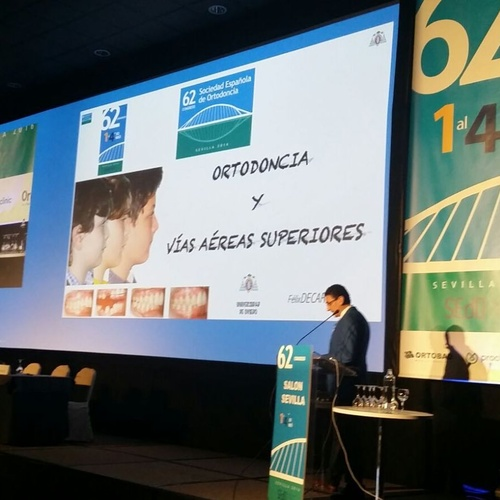 Congreso en Sevilla de ortodoncia y vías aéreas superiores