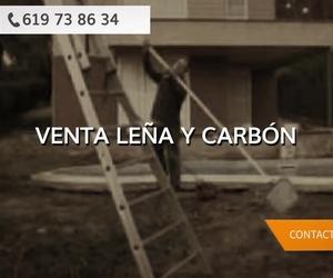 Leña y carbón en Castellbisbal | Leña Rubí