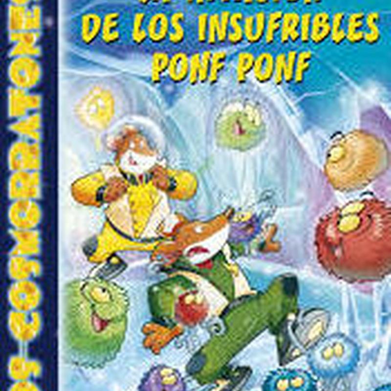 COSMORRATONES 3 - LA INVASION DE LOS INSUFRIBLES PONF PONF