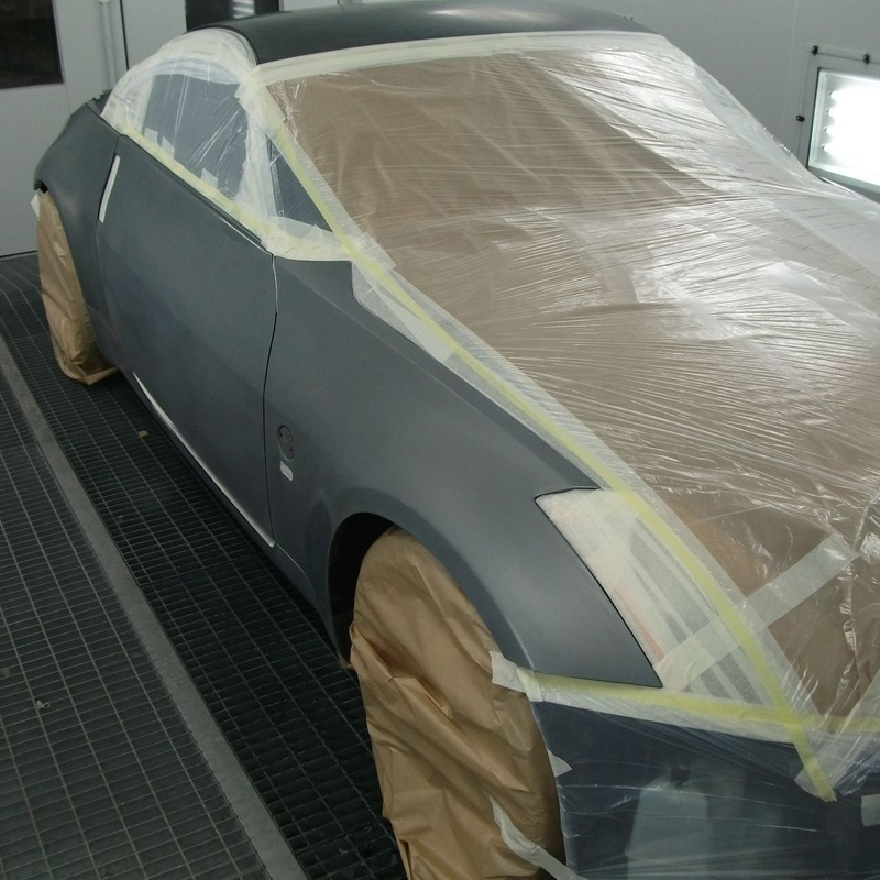 Bancada y Cabina: Taller de Astoria Cars S. L.