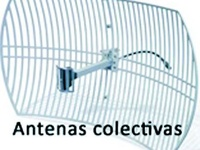Antenas colectivas en Bizkaia