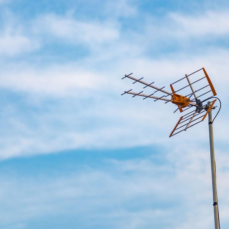 Antenas y redes: Servicios de Reformas Integrales AJC