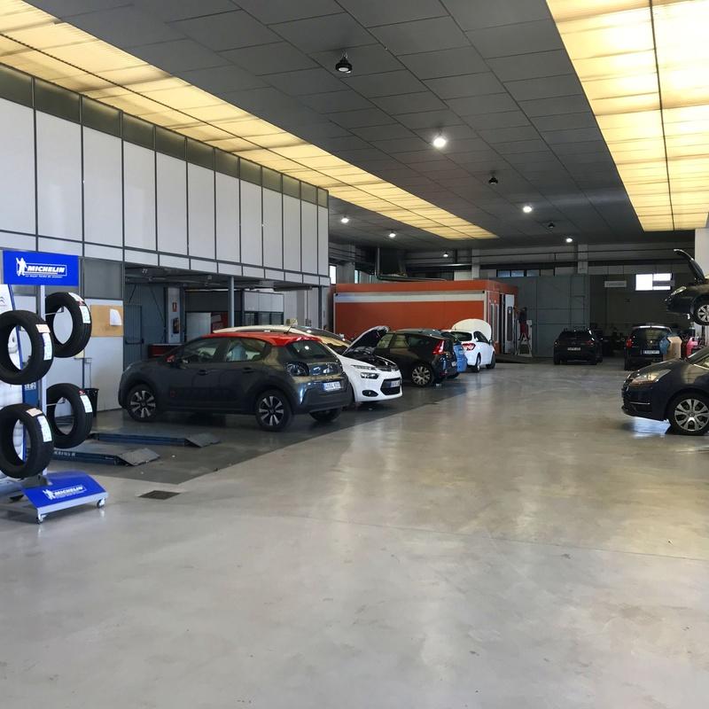 CARROCERIA EXPRESS: Catálogo de Concesionario Citroën, ALVARO VILLACAÑAS