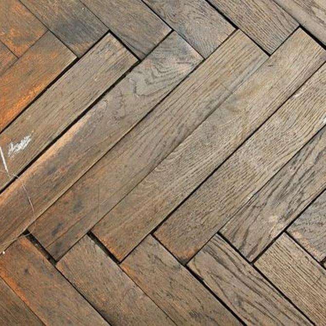 5 consejos para limpiar el suelo de madera o de laminado sintético